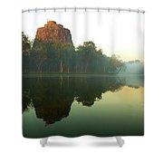 Utopia Tower Shower Curtain