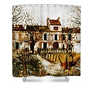 Utrillo: Montmagny, 1908-9 Shower Curtain