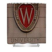 UW Shower Curtain