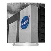 VAB Shower Curtain