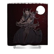 Vacate Shower Curtain
