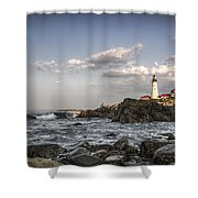 Vacation Land Shower Curtain