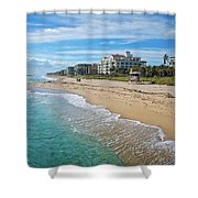 Vacation Visions Shower Curtain