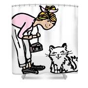 Vacay Shower Curtain