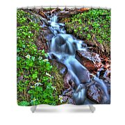 Vail Cascade Shower Curtain