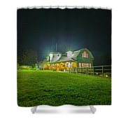 Valcour Conference Center Wedding And Meetings - Brighter Exposure Shower Curtain