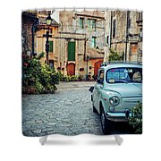 Valldemossa - Majorca Shower Curtain