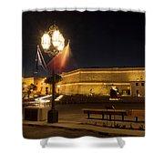 Valletta Light Shower Curtain