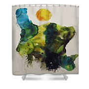 Valley Farmland Shower Curtain