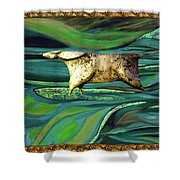 Valley Of Equus Shower Curtain