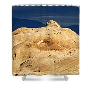 Valley Of Fire Nevada A Place For Discovery Shower Curtain