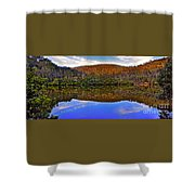 Valley Of Peace Shower Curtain