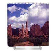 Valley Of The Gods 1964 Shower Curtain