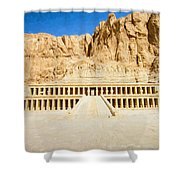 Valley Of The Queens 2 Shower Curtain