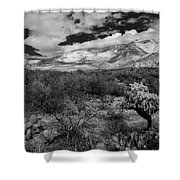 Valley View No.29 Shower Curtain