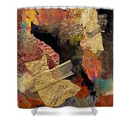 Valley Whispers Shower Curtain
