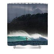 Van Diemen Dream Shower Curtain
