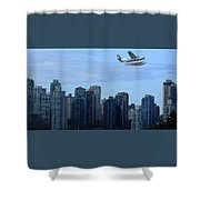 Vancouver 3 Shower Curtain