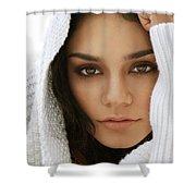 Vanessa Hudgens  Shower Curtain