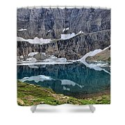 Vanishing Beauty Shower Curtain