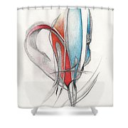 Variations Shower Curtain