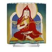 Variochana Lotsawa Shower Curtain