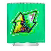 Various Colors 31 Shower Curtain