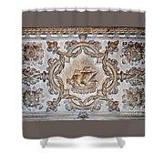Vasco Da Gama Sarcophagus Lisbon Shower Curtain