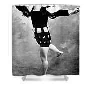 Vaslav Nijinsky, Ballet Dancer Shower Curtain
