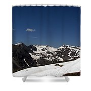 Vast Mother Shower Curtain