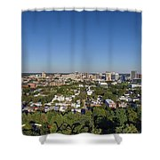 Vcu-richmond-oregon Hill Shower Curtain