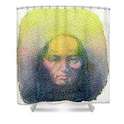 Vcvc Shower Curtain