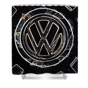 VW3 Shower Curtain