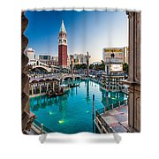 Vegas #2 Shower Curtain