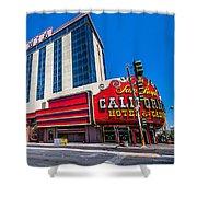 Vegas #5 Shower Curtain