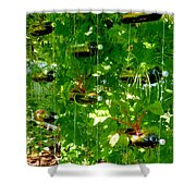Vegetables Plant For Urban Life 2 Shower Curtain