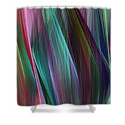 Veil Dance Shower Curtain