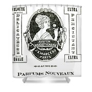Veloute Ultra Shower Curtain