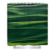 Velvety Shower Curtain
