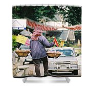 Vendor Shower Curtain