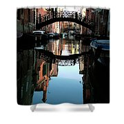 Venetian Delight Shower Curtain
