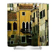 Venetian Gold Shower Curtain