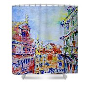 Venice 6-28-15 Shower Curtain