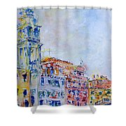 Venice 6-29-15 Shower Curtain