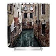 Venice - Canal Dreams  Shower Curtain