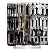 Venice Gondolier 2 Shower Curtain