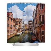 Venice, Italy Shower Curtain