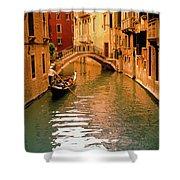 Venice ,italy. Shower Curtain