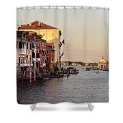 Venice Lover Shower Curtain