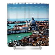 Eternal Venice Shower Curtain